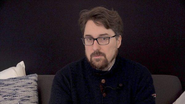 Rencontre avec David Meulemans au Salon du livre de Paris