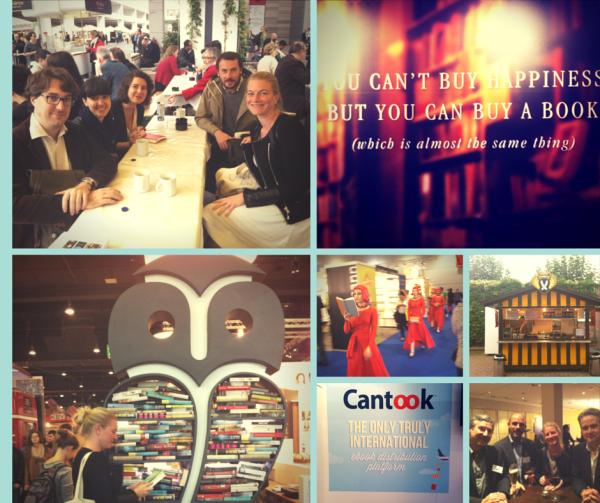 Frankfurt book fair 2014, jour 2 – Dans les couloirs, entre deux rendez-vous
