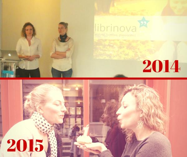 Librinova et moi : les noces de coton