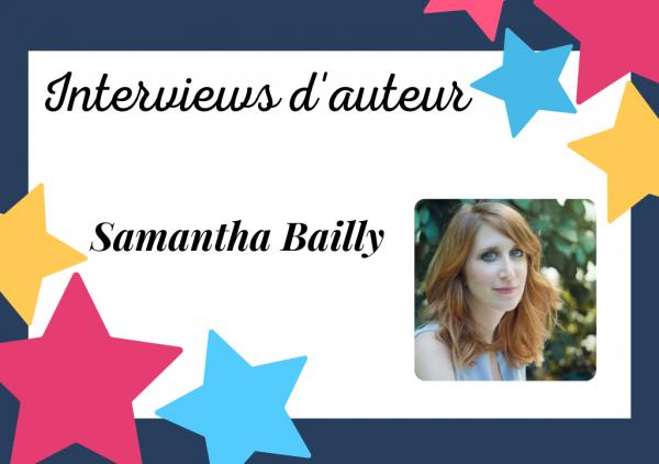 Samantha Bailly, mais qui est-elle ?