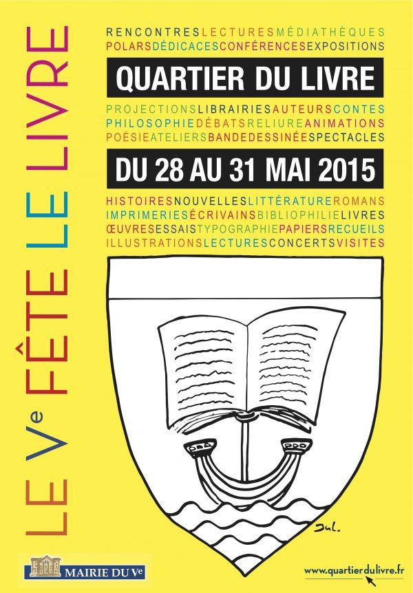 Librinova au cœur du Quartier du Livre du 28 au 31 mai !