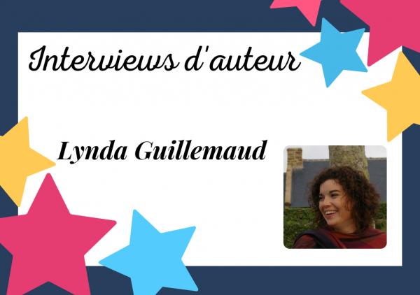 Interview de Lynda Guillemaud, auteur dans le vent (des Lumières)