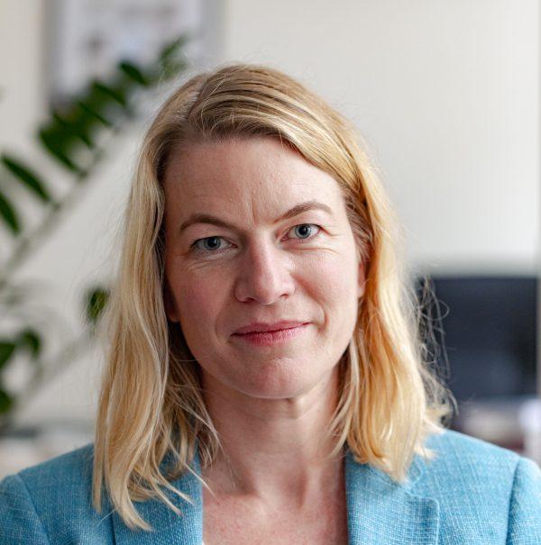 Portrait de Laure, présidente de Librinova