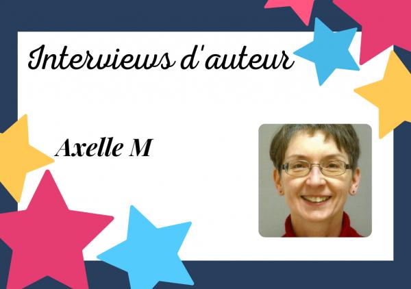 Portrait d'Axelle M, auteur de polars à la française