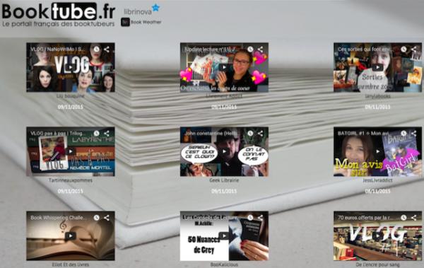Booktube, la critique littéraire en ligne : une communauté de lecteurs au service des auteurs