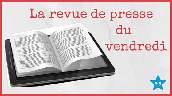 La revue de presse du vendredi : London Book Fair, Nouveau Kindle et Instagram.