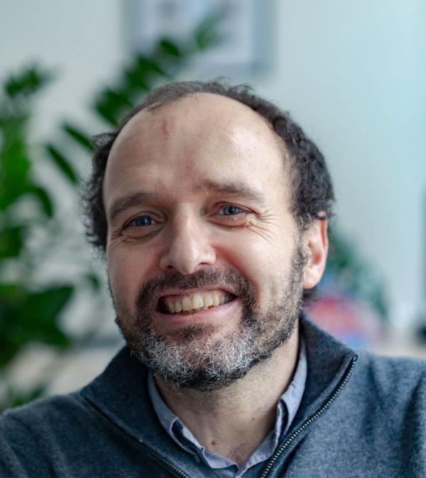 Portrait de Thomas, directeur technique de Librinova