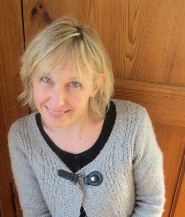 Portrait d'Anne Idoux-Thivet, auteur passionnée