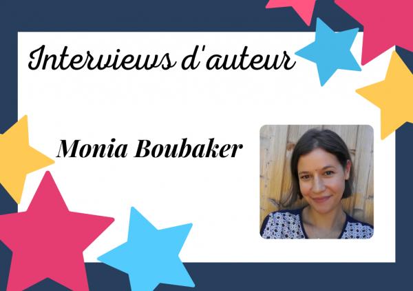 Portrait de Monia Boubaker, autrice de polars