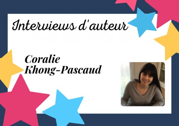 Portrait de Coralie Khong-Pascaud, auteur «so british»