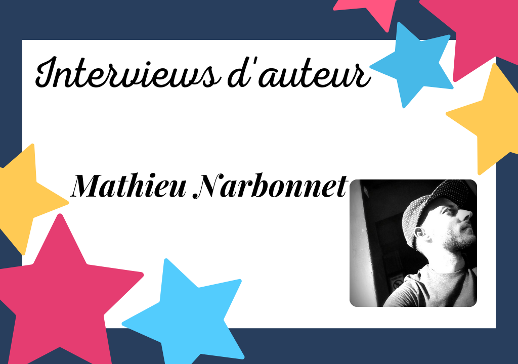 Portrait de Mathieu Narbonnet, auteur de sa génération