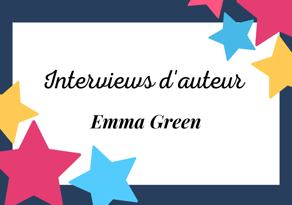 Grand Prix de la Romance Addictives 2017 : Portrait d'Emma Green, marraine et membre du jury