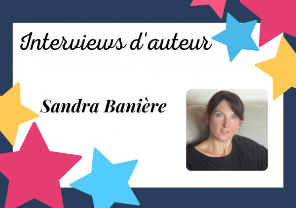 Portrait d'auteur auto-édité : Sandra Banière