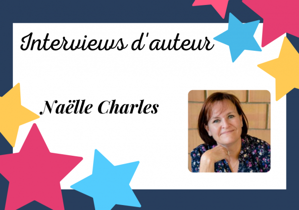Portrait de Naëlle Charles, autrice auto-éditée qui aime se lancer de nouveaux défis